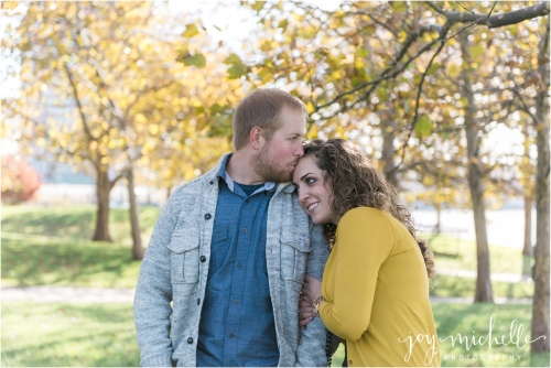 canton park engagement session