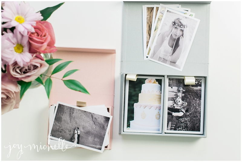 photography Print proof boxes Wedding prints