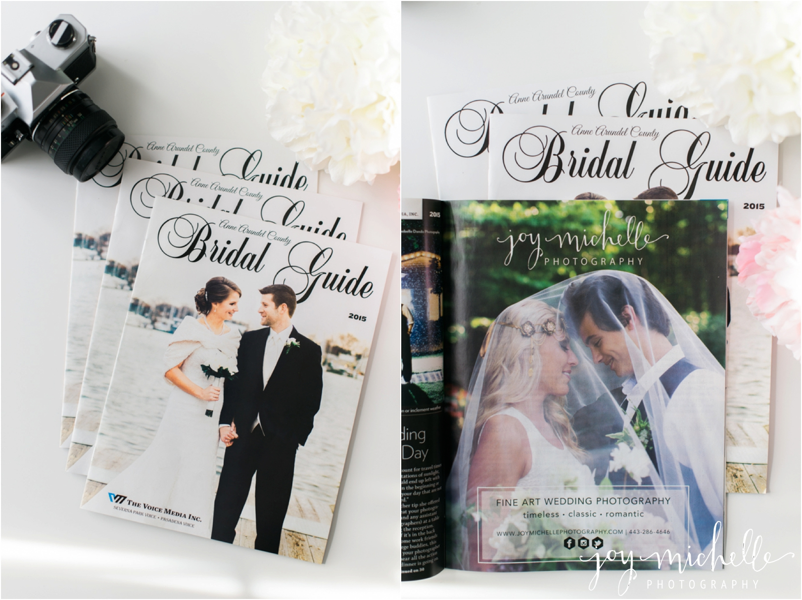 Featured: bridal guide magazine march/april 2016 — amy champagne.