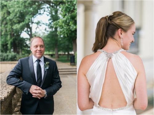 Josephine Butler Parks Center Wedding Joy Michellle Photography