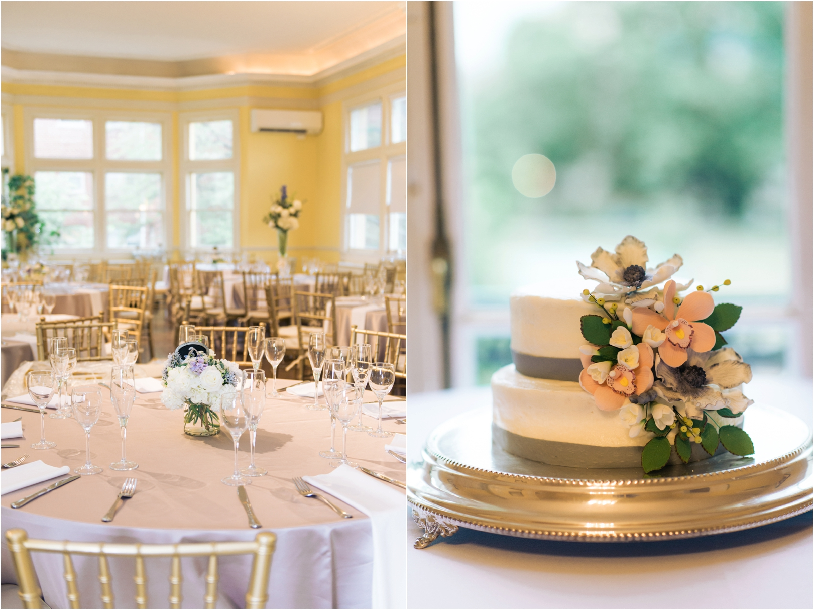 Josephine Butler Parks Center Wedding Joy Michellle Photography