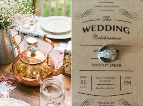 vintage-style-backyard-reception-maryland-wedding