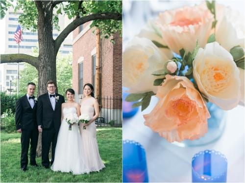 Waterfront Kitchen Baltimore Wedding